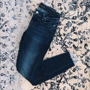 LUCKY BRAND Lolita Super Skinny Jean